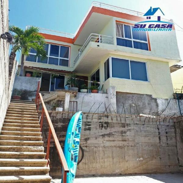 Casa en costa azul parte alta, acapulco