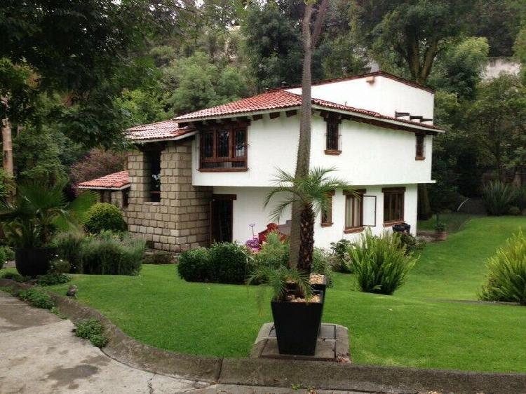 Casa en privada, M. Contreras