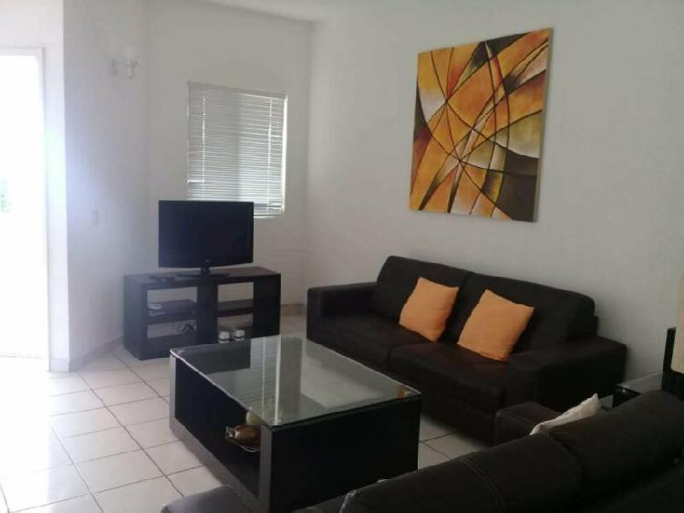 Departamento renta $10 s/muebles $14 c/m villas irapuato.