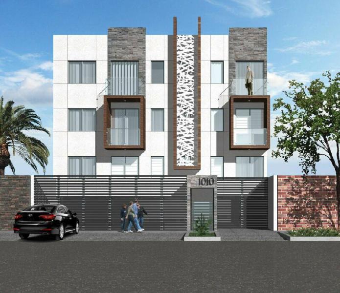 Desarrollo grupo urbana monrovia 1010 en portales, preventa