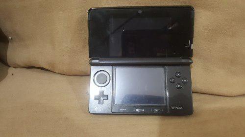 Nintendo 3ds 4gb con juegos.