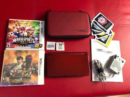 Nintendo 3ds xl juegos y accesorios