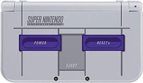 Nintendo new 3ds xl - edición super nes