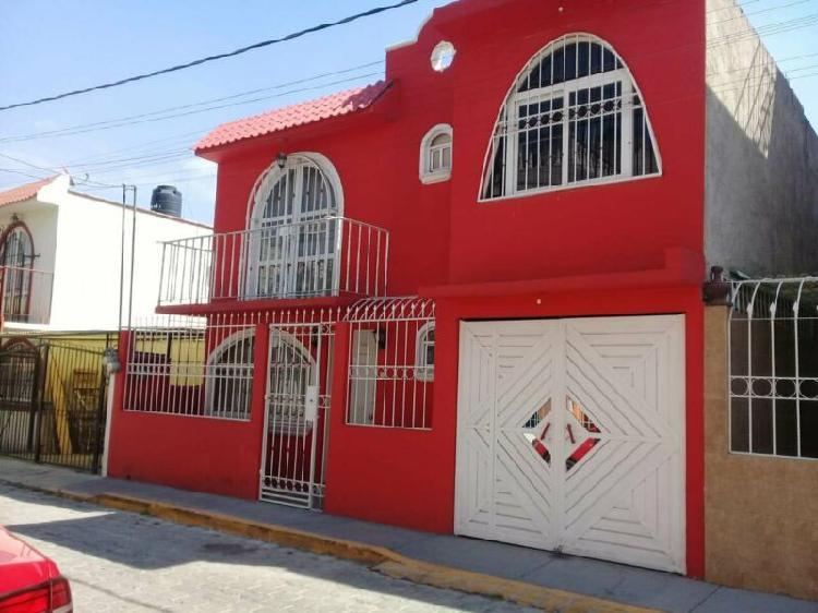 Bella Casa en San Lorenzo Coacalco.