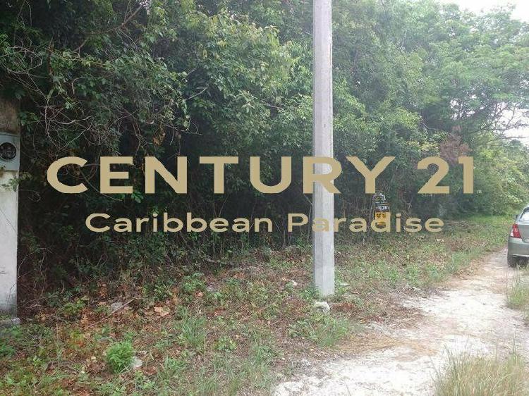 Bonito terreno en colonia doctores cancun c1978 /