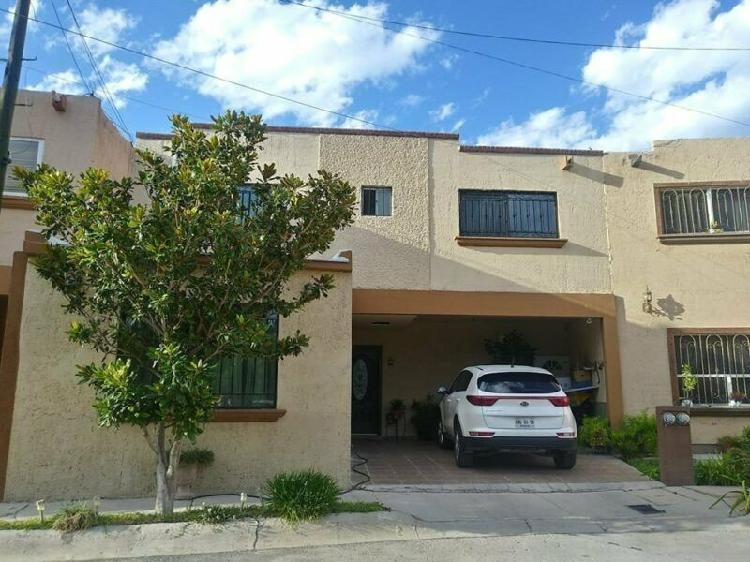 Casa en venta en chihuahua, residencial rincón de zaragoza