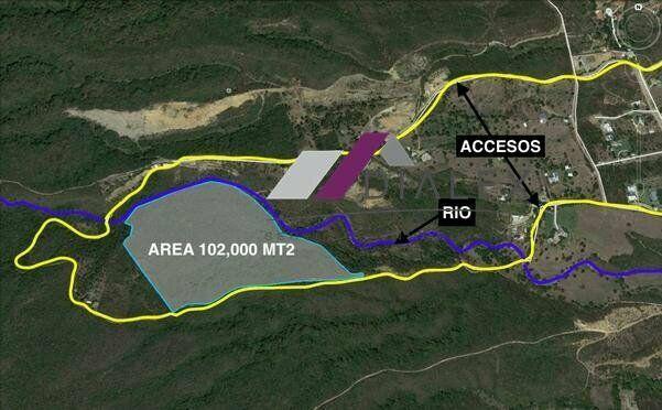 El barrial - carretera nacional - terreno en venta zona sur