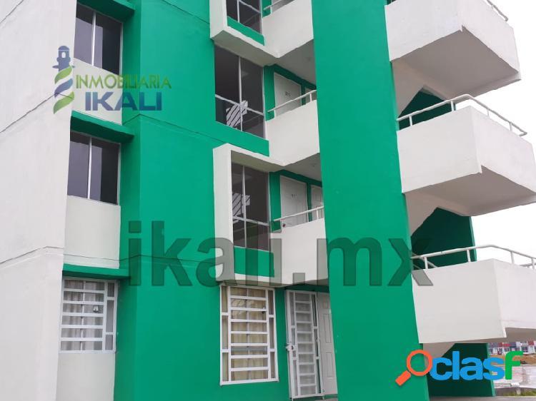 Renta departamento 2 Recamaras 1° piso Cabo Alto Tuxpan Veracruz, Cabo Rojo