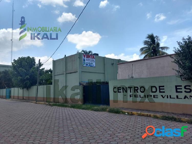 Venta Edificio Col. Educación Álamo Temapache Veracruz, Educación