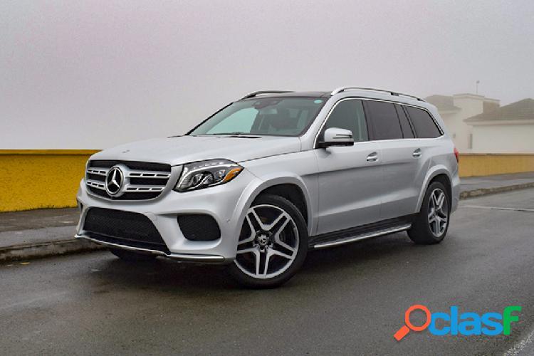 Mercedes benz gls 500 biturbo 2018