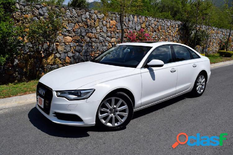 Audi a6 plus 2012