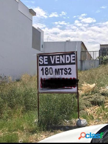 Terreno en venta cumbres elite sector hacienda