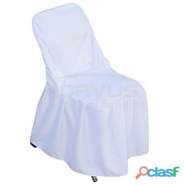 Cubresillas o fundas para vestir sillas plegables