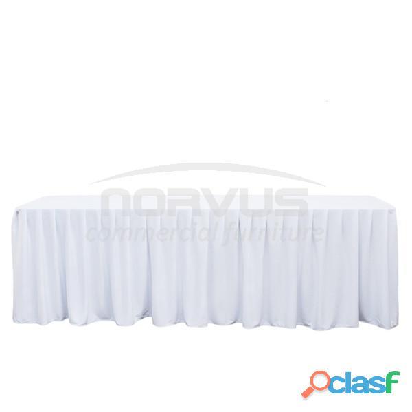 Manteleria para vestir sillas y mesas nueva