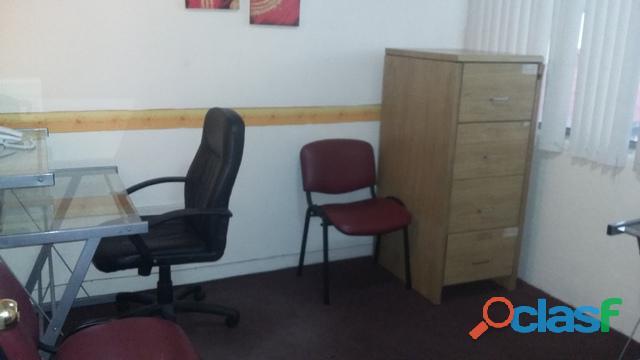 Oficinas amuebladas todos los servicios