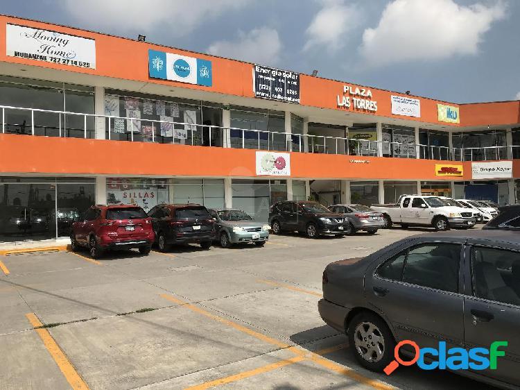 Local en centro comercial en renta en álvaro obregón, san mateo atenco, méxico