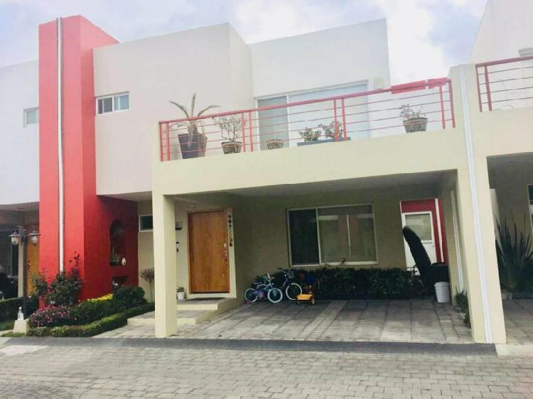 Casa en venta en metepec