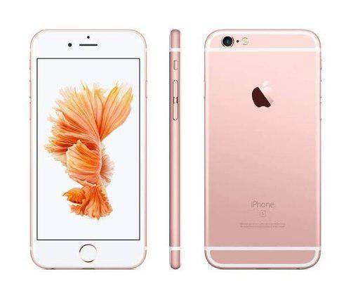 Celular apple iphone 6s plus 128gb 1 año garantia