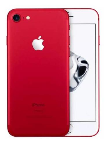 Celular apple iphone 7 128 gb - red rojo edicion especial