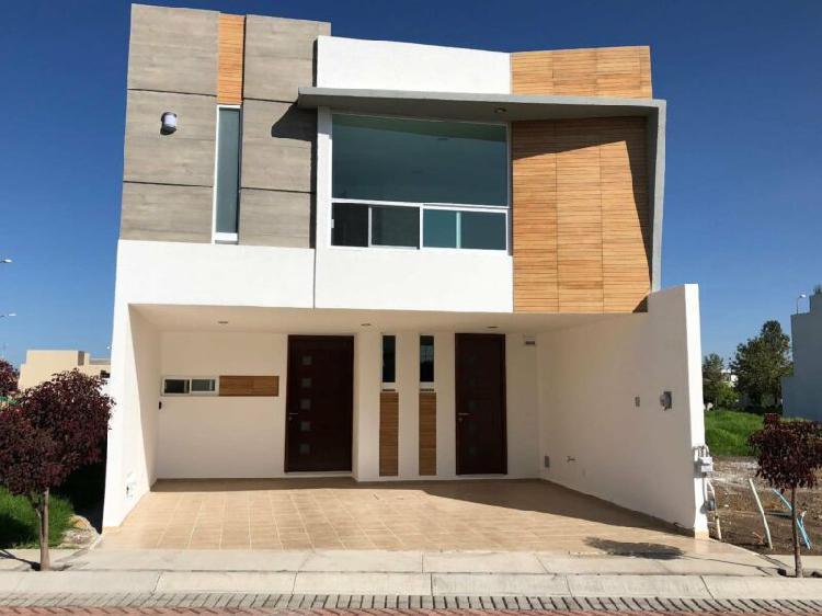 Excelente casa en venta sendero del fresno, puebla...