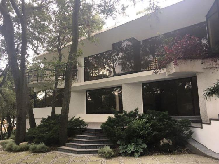 Hermosa residencia en renta en hacienda de valle escondido $