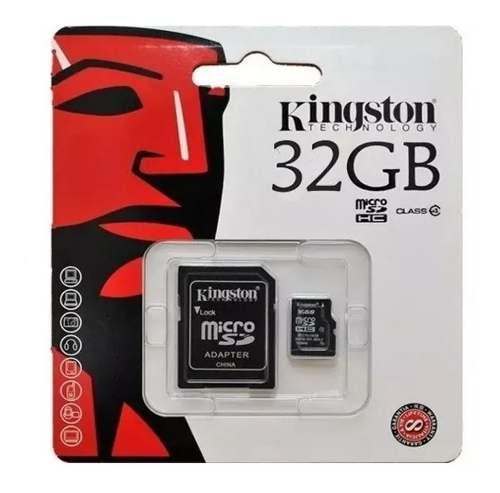 Micro sd 32gb kingston hc clas 10 adaptador mejor que adata