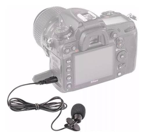 Microfono neewer lavalier para camara dslr video