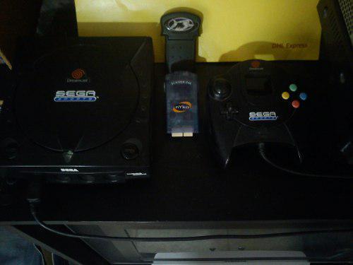 Sega dreamcast sportsedition laser nuevo y varios accesorios