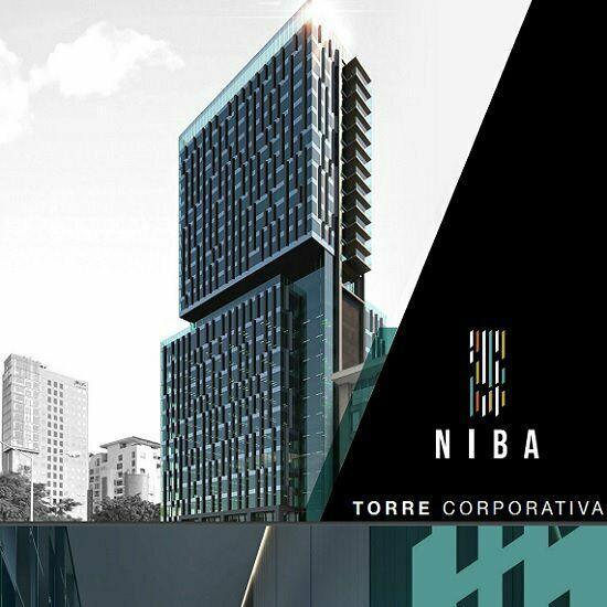 Torre niba oficinas corporativas en renta zona financiera