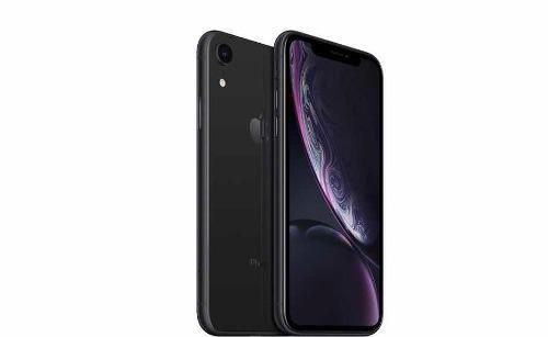 Iphone xr 64gb negro nacional libre nuevo caja sellada sm