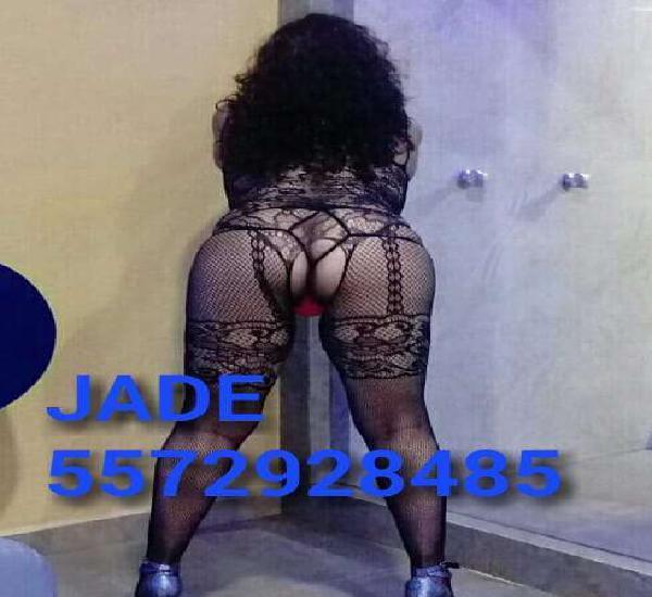 ACEPTO PAGO CON TARJETA SOY JADE 5572928485