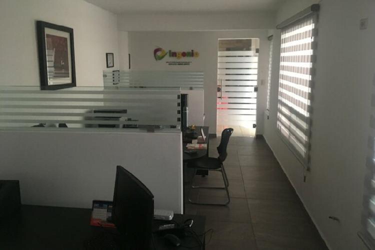 Cor440913 oficina amueblada en renta en ampliacion la rosa