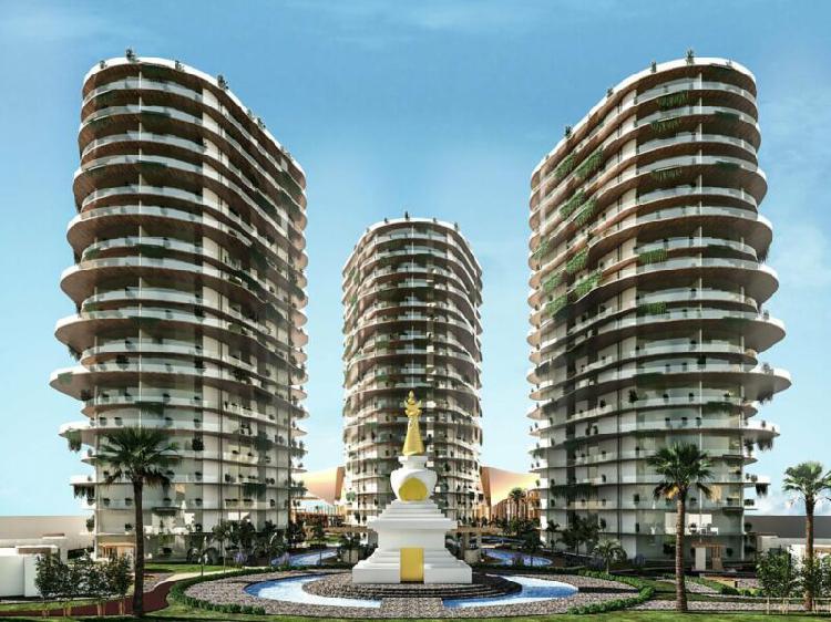 Departamentos el templo resort cancun, wellness building en
