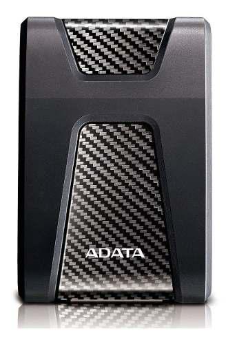 Disco duro externo adata hd650 negro, 1tb, 3.0, 2.5