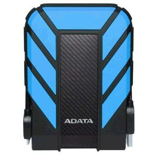Disco duro externo adata hd710 pro azul 2tb 3.1 antigolpes