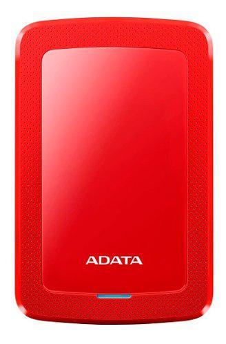 Disco duro externo adata hv300 1tb slim ahv300-1tu31-crd