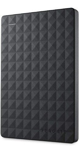 Disco duro externo seagate 2tb expansion 2.5 negro slim