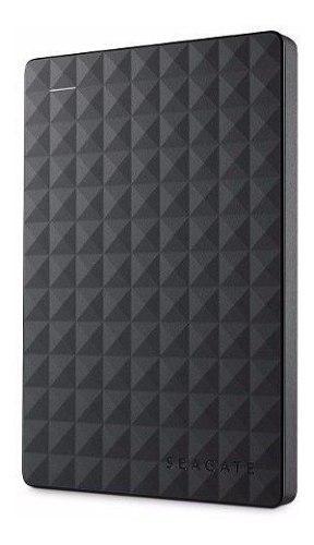 Disco duro externo seagate 2tb usb 3.0 expansion slim negro