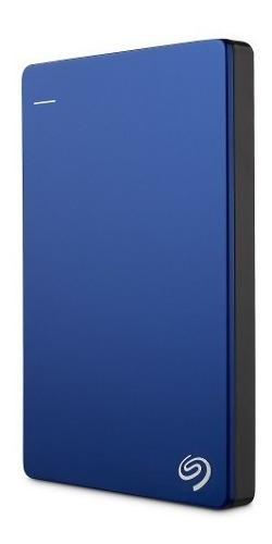 Disco duro externo seagate stdr2000102 backup plus azul 2tb