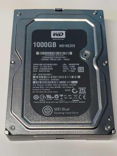 Disco duro sata 1000gb 1tb 3.5 varias marcas