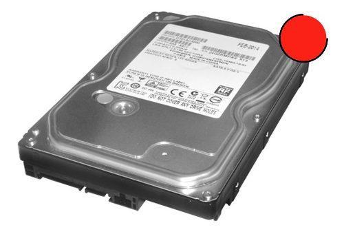 Disco duro sata 2 tb para dvrs cctv video circuito msi
