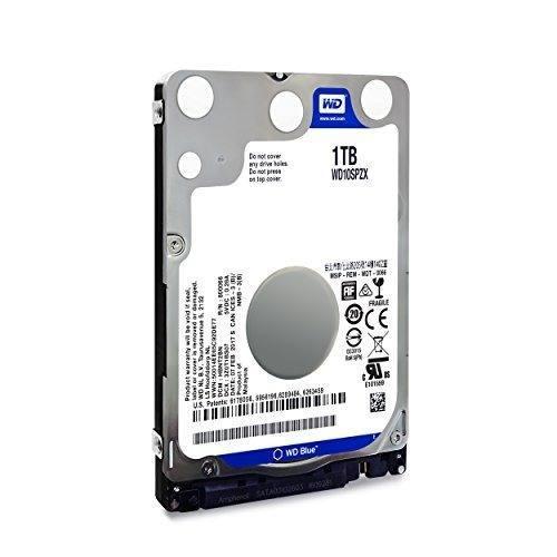 Disco duro sata para laptop 1tb slim wd blue nuevo bulk