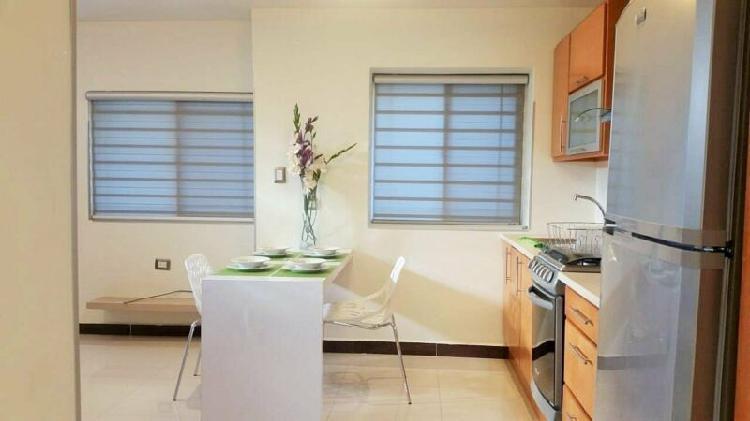 Renta departamentos amueblados (rent furnished apartments)
