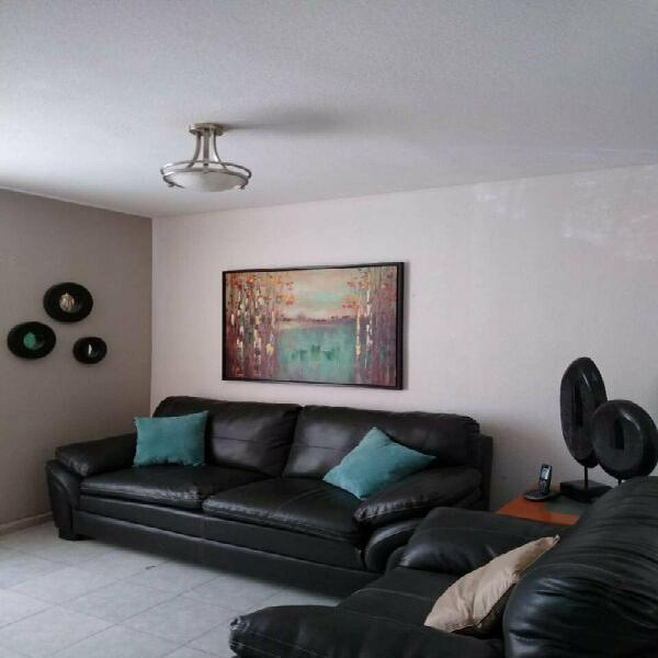 Rento linda casa amueblada con servicios incluidos frac la