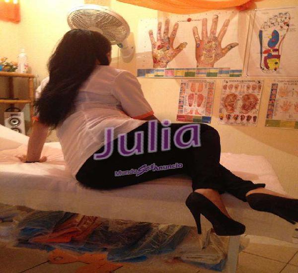 Señora. Julia galiano. Súper. Profesional