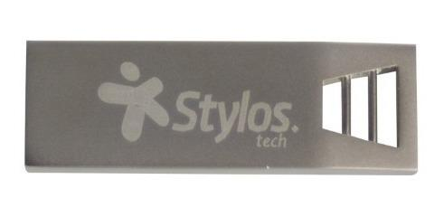 Stylos memoria usb 2.0 mayoreo 16gb metal stmus12s mayoreo