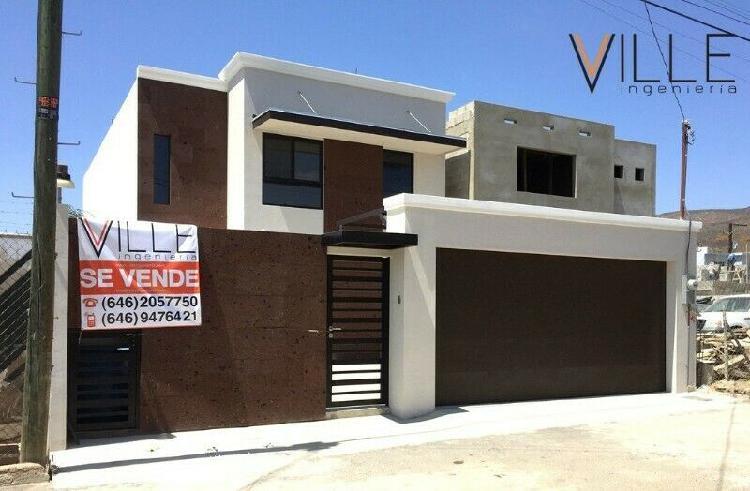 Valle dorado residencial | casa nueva en venta