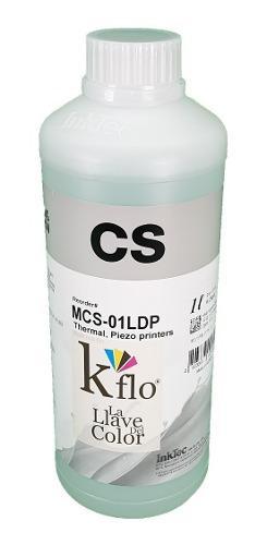 1 litro de líquido destapa cabezales marca inktec