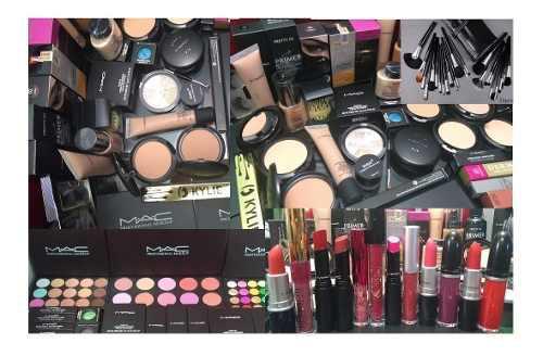 50pz marca prestigio con24brochas paletas blush &correc+3reg