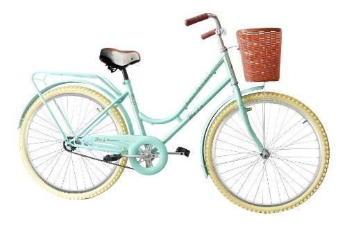 Bicicleta maja vintage clasica retro urbana rodada 26 2019